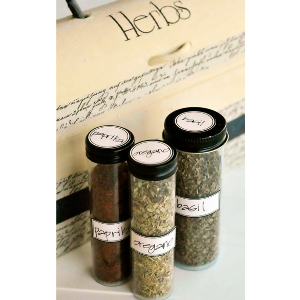Herbs and Spices Storage Solution Project