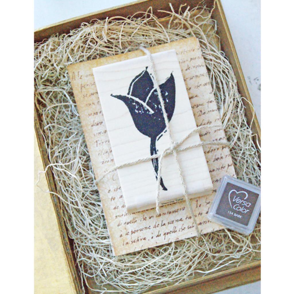 Botanical Book Box Project