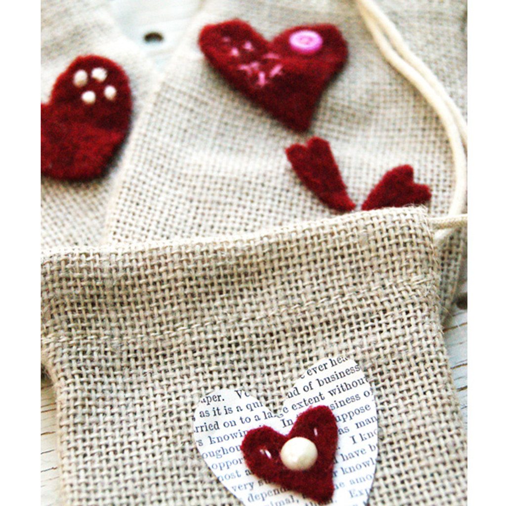Pockets of Love Project by Jennifer Jackson