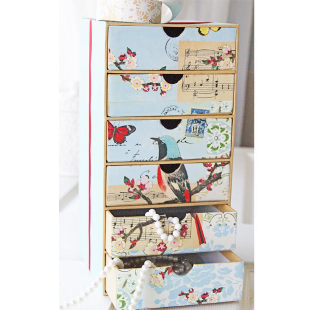 Deco Bird Box Project