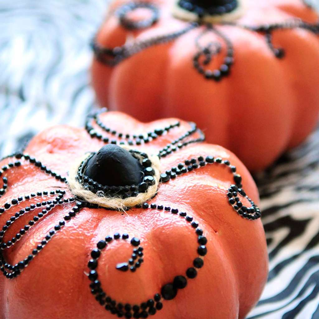 Glitz and Gourds Project