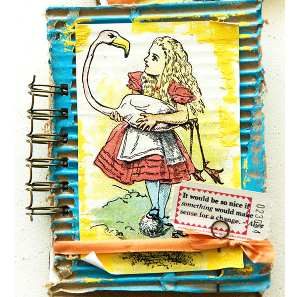 Alice Mini Books Project