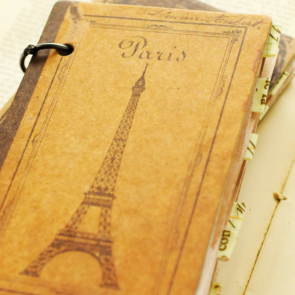 Parisian Notebooks Project-1