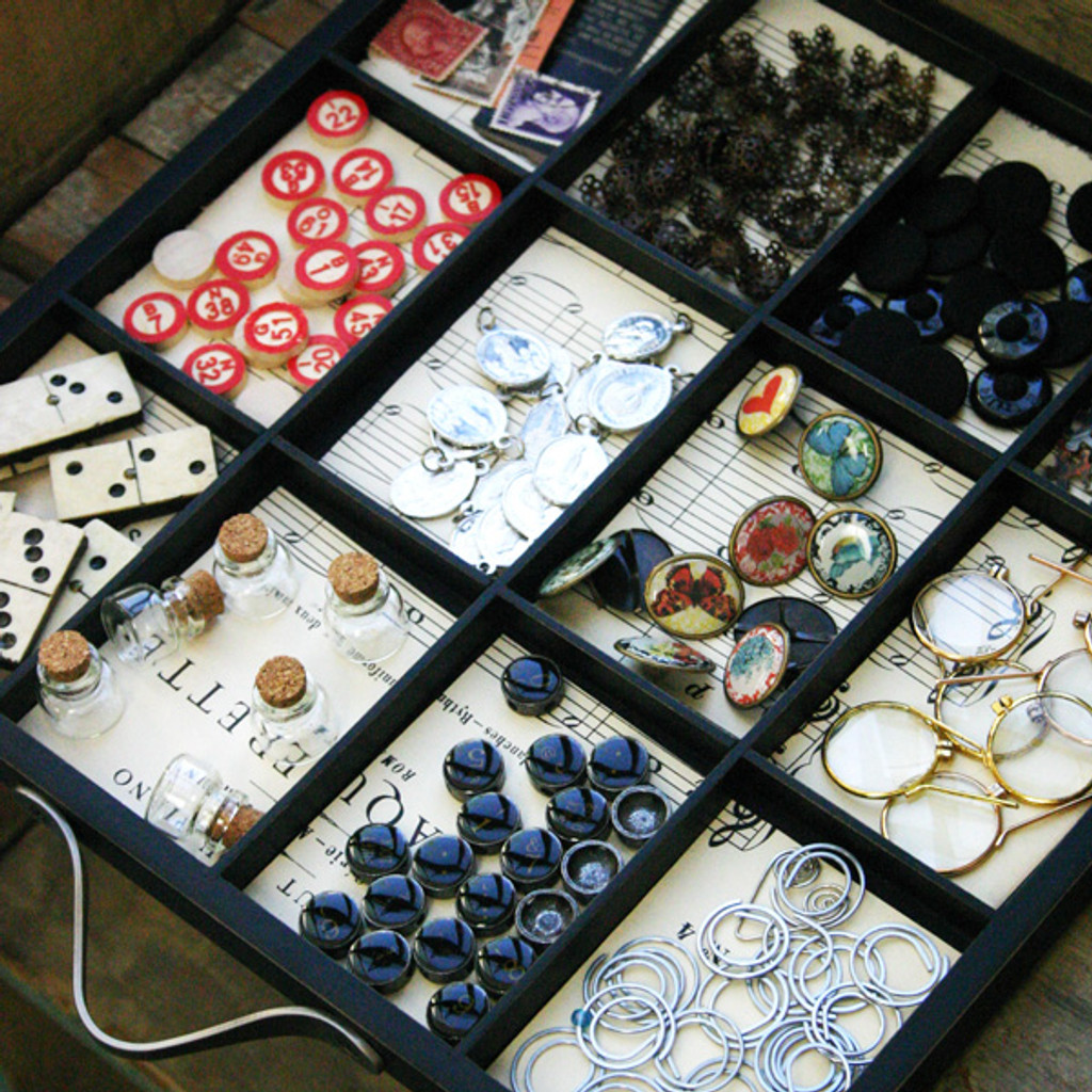 Printers Tray Storage Inspiration Project