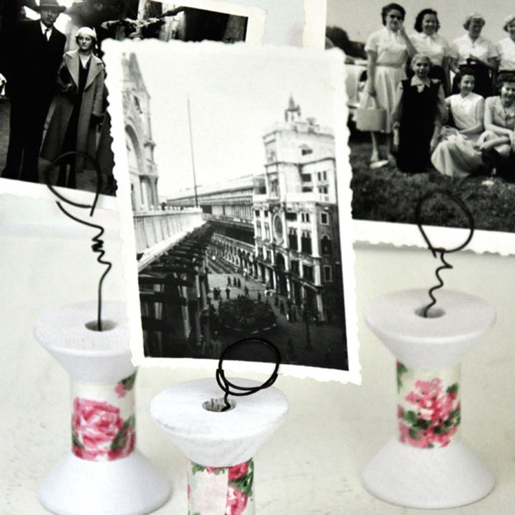 Vintage Spool Tutorial Project