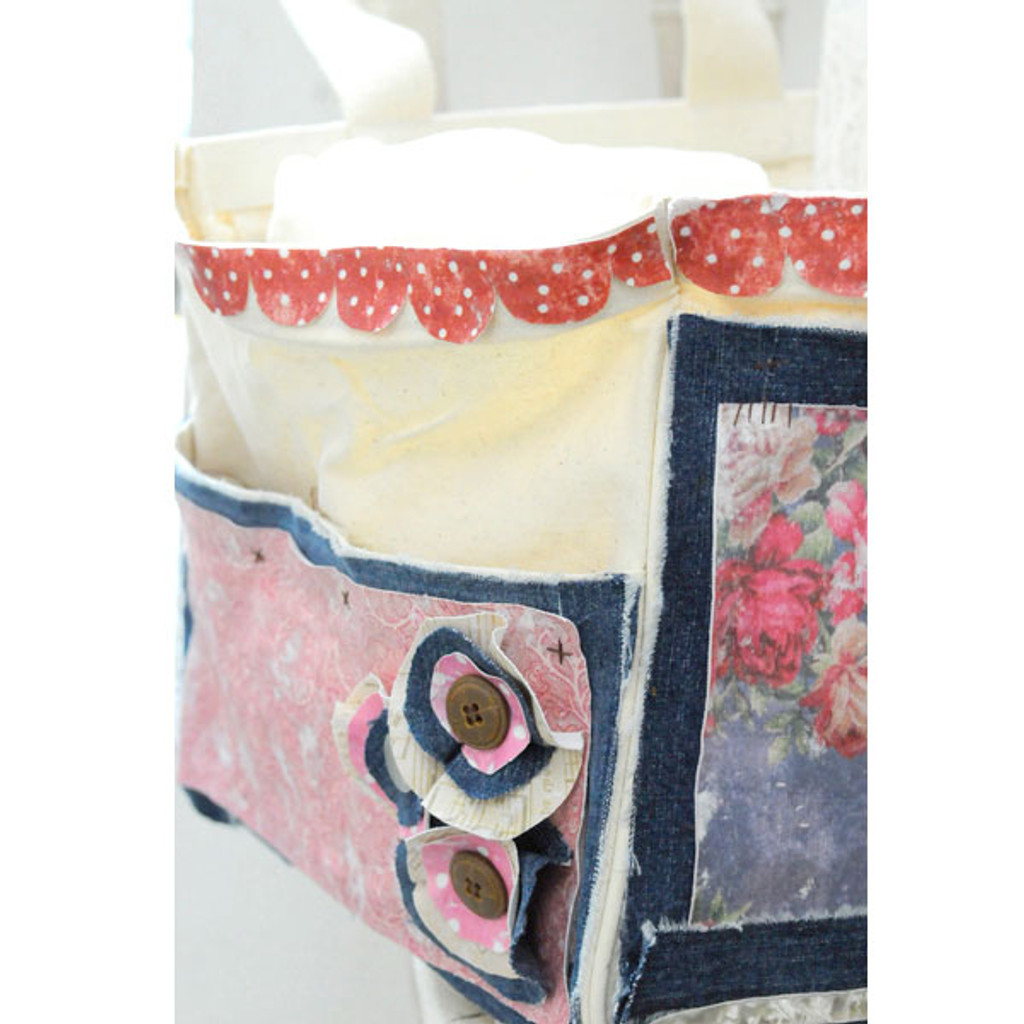 Artful Craft Tote Project