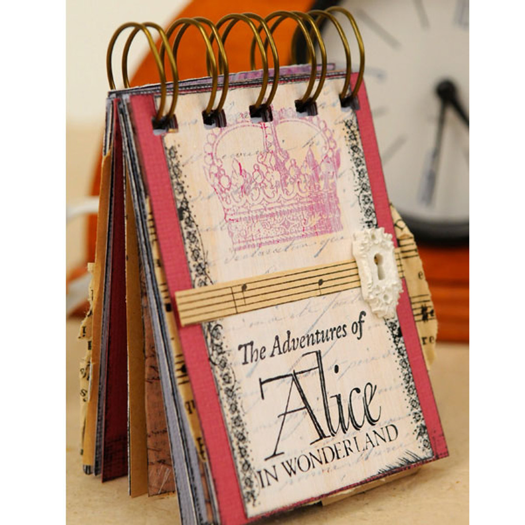 ATC Alice Book Project