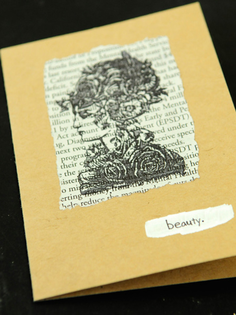 Timeless Beauty Cards Project by Sarah Meehan