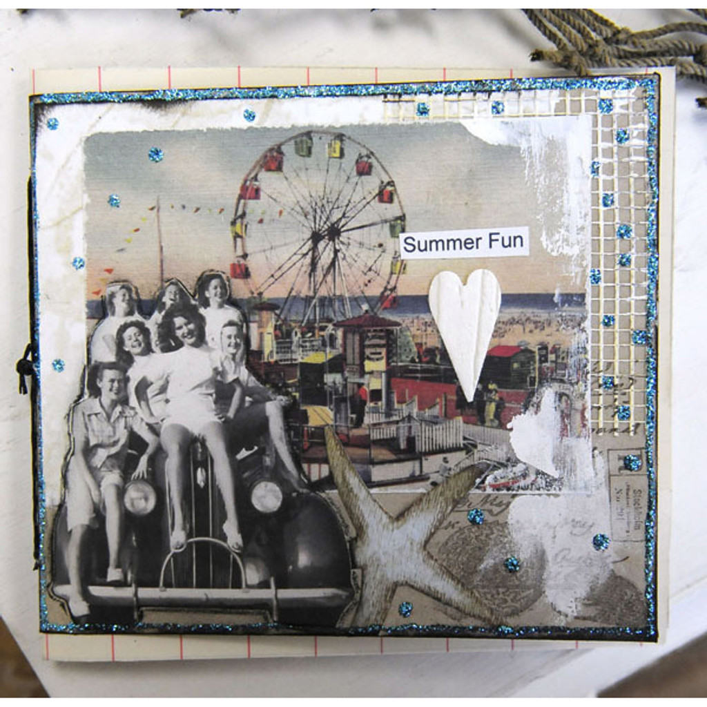 Summer Fun Book: Project by Audrey Hernandez