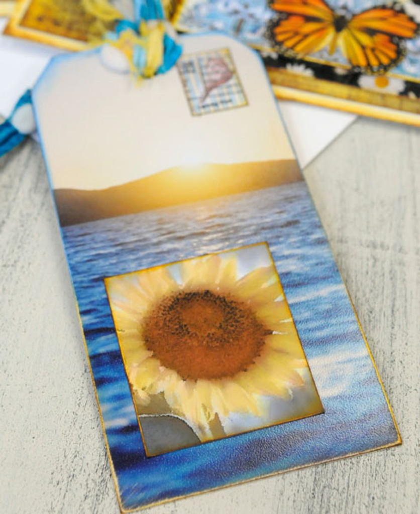 Sunflower Beach Project by Mary Mata