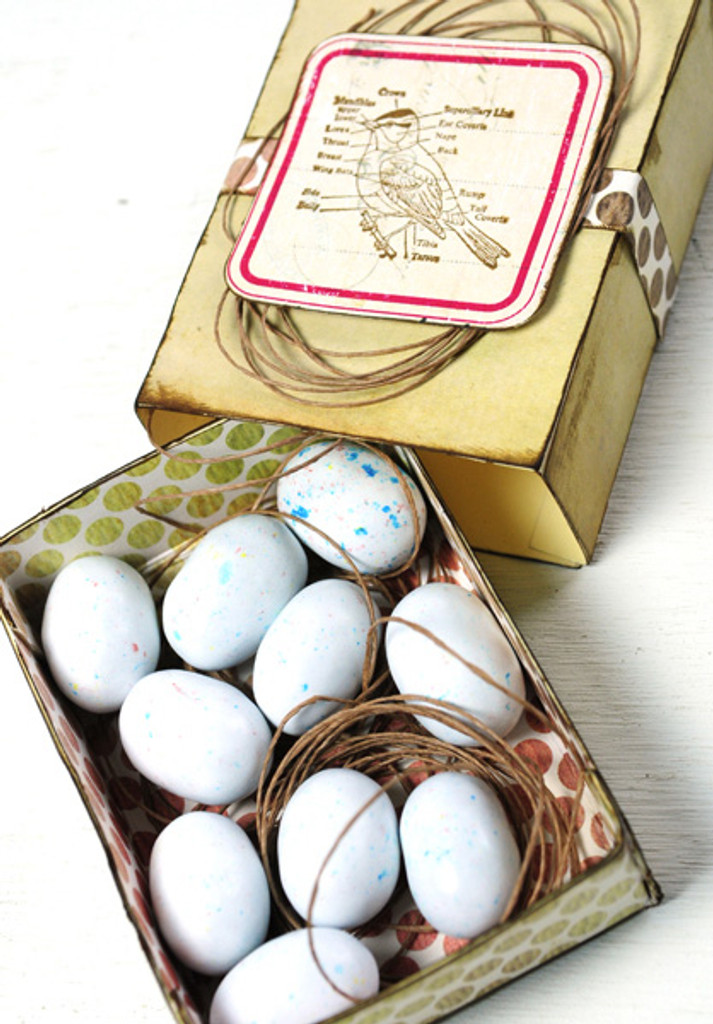 Easter Favor Box Project