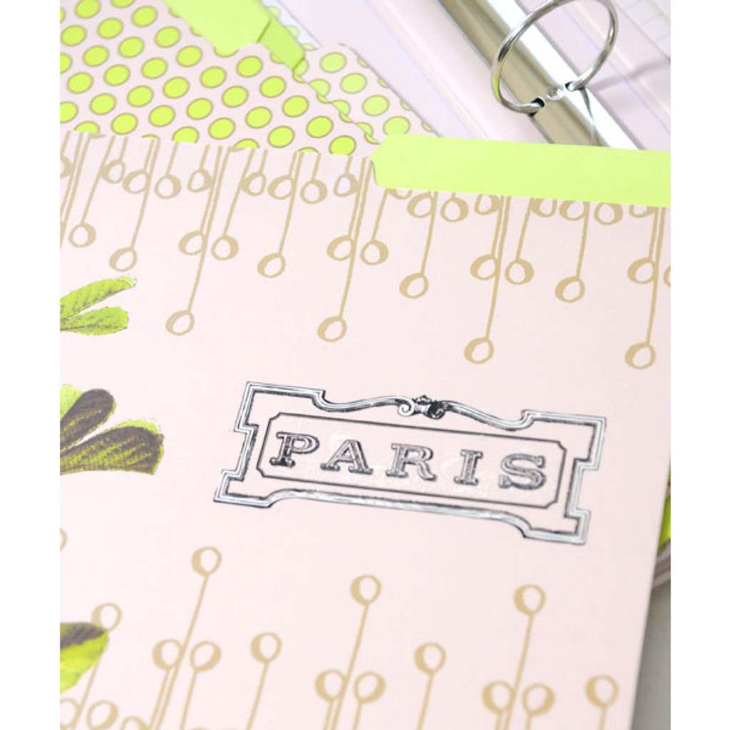 Creative Clover Stationery Project