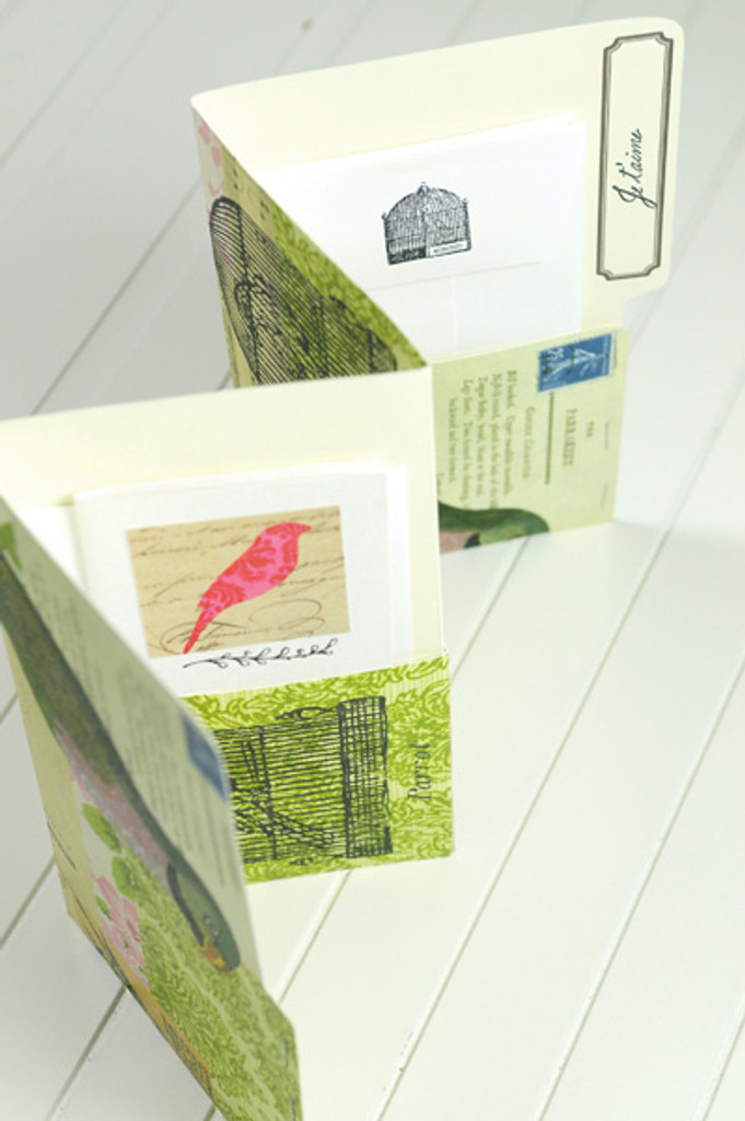 Swank Stationery Set Project