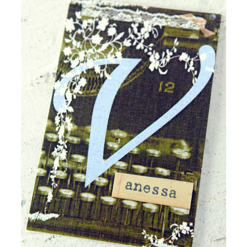 Sweet and Simple Cone for Vanessa: Project by Kristen Robinson