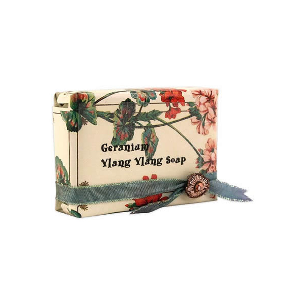 Geranium Ylang Ylang Soap Project by Mona Gettmann