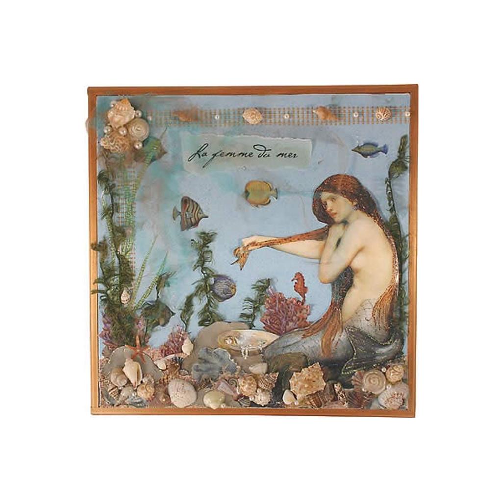 La Femme du Mer Project by Anita Byers