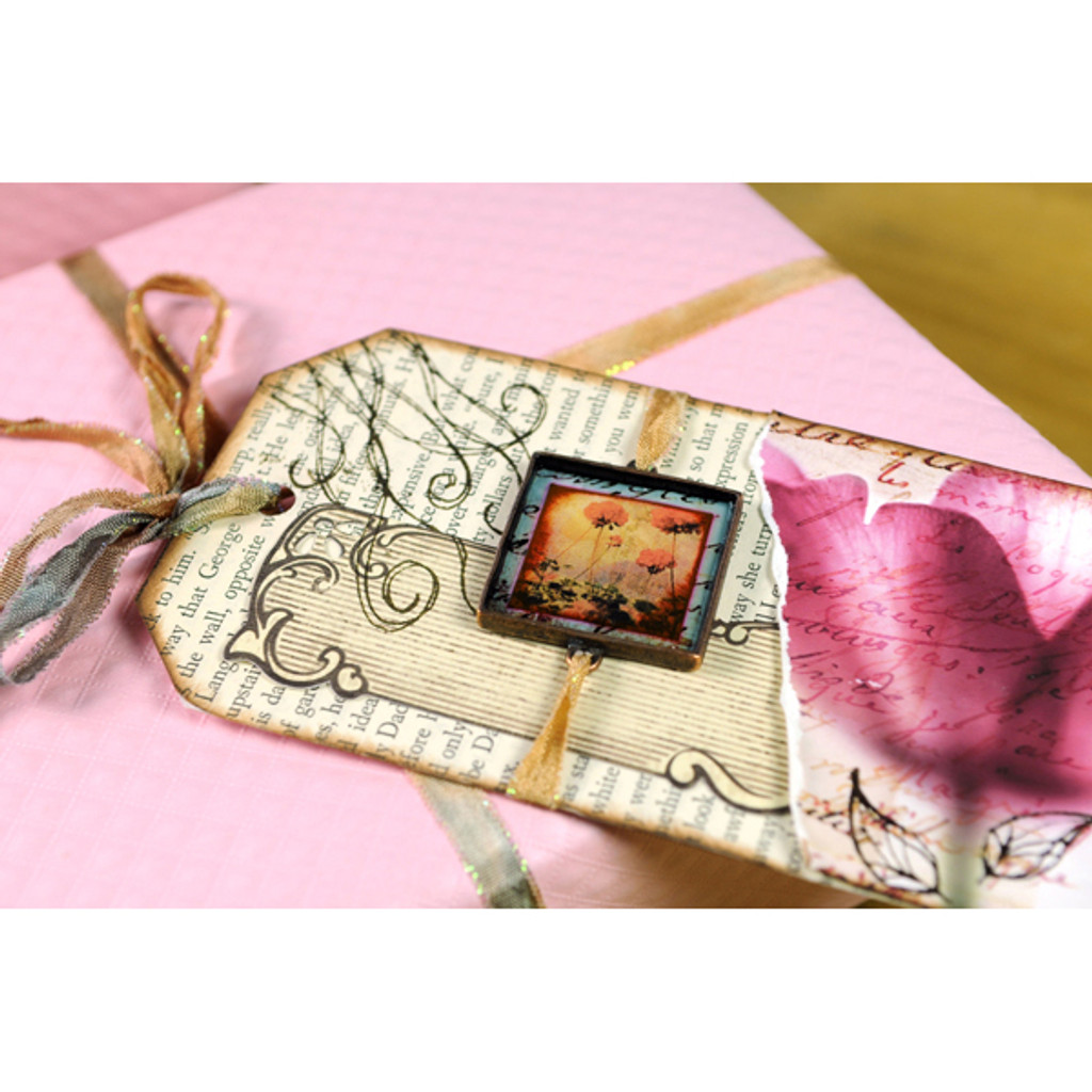 Vintage Inspired Gift Tags Project