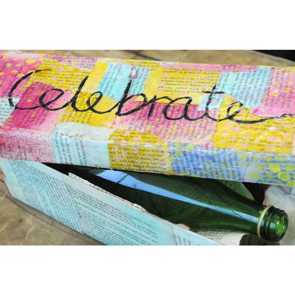 Celebrate Gift Box Project