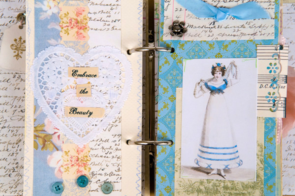 Book of Beauty and Inspiration Project