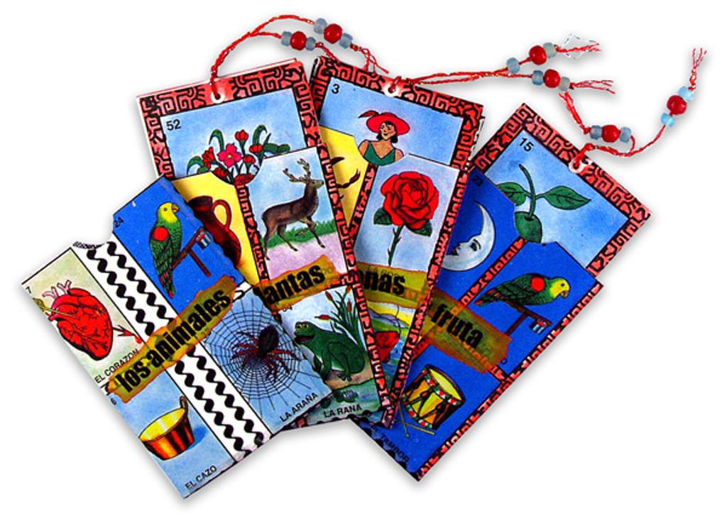 Loteria Pockets Project