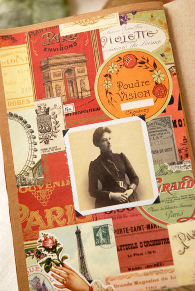 Marvelous Memoir Project by Sarah Meehan