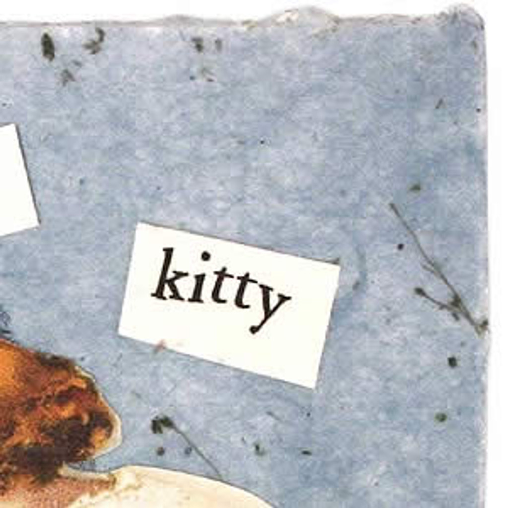 Love the Kitty ATC Project by Debbie Metti