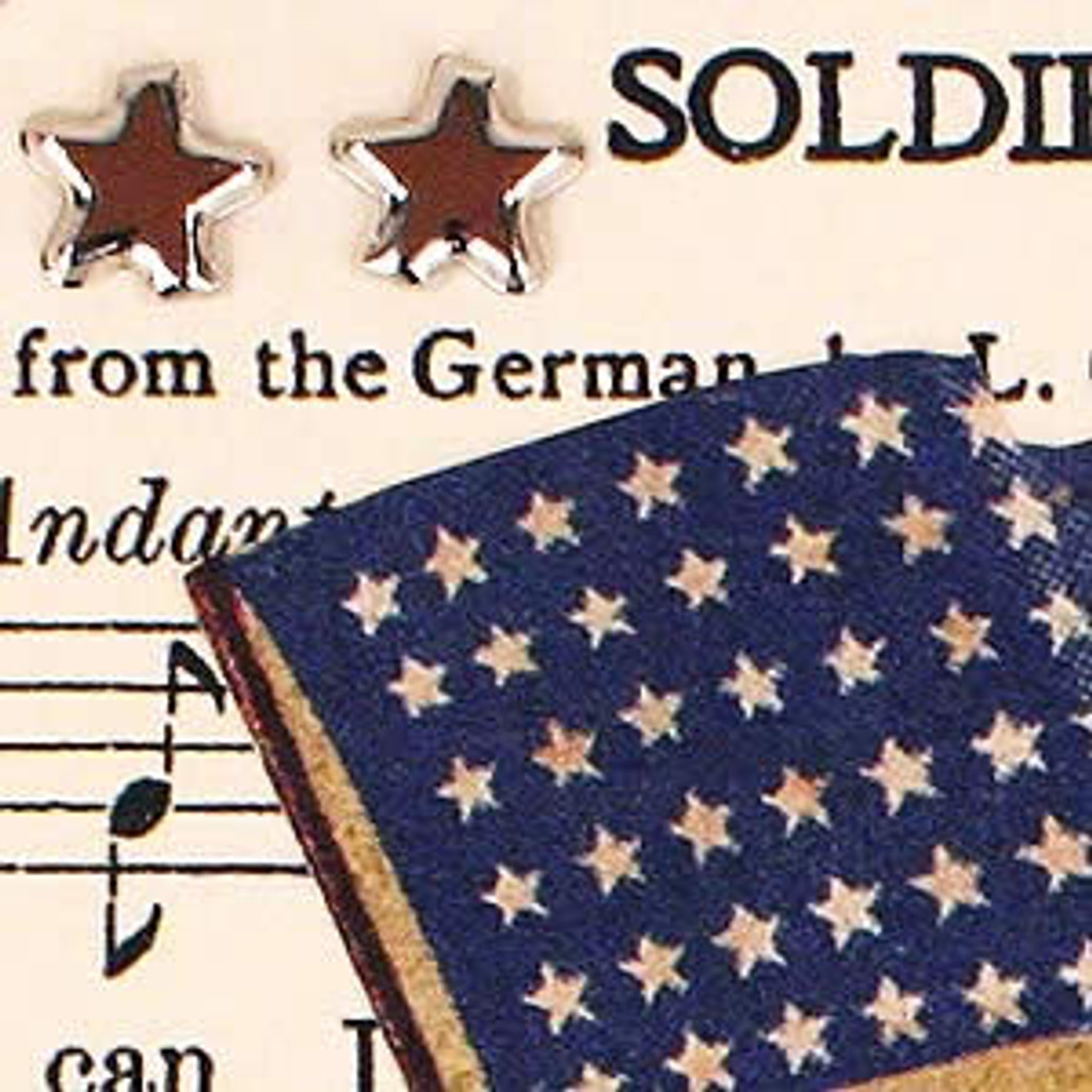 Soldier Tribute ATC Project by Debbie Metti