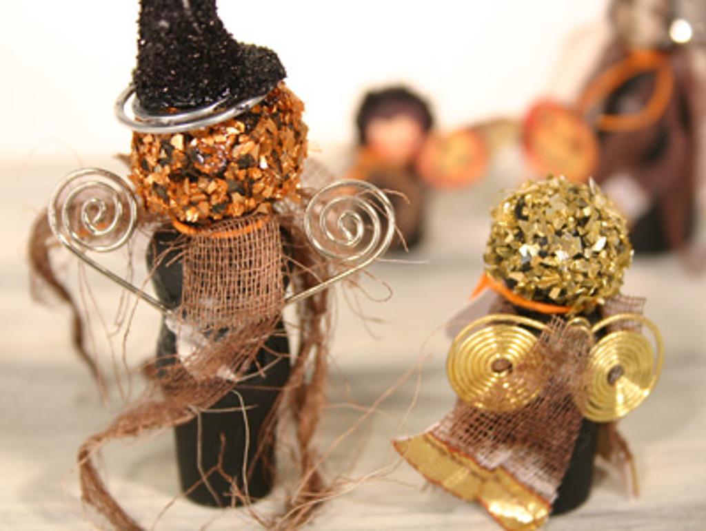 Fairie Spooks Project by Diane Michioka