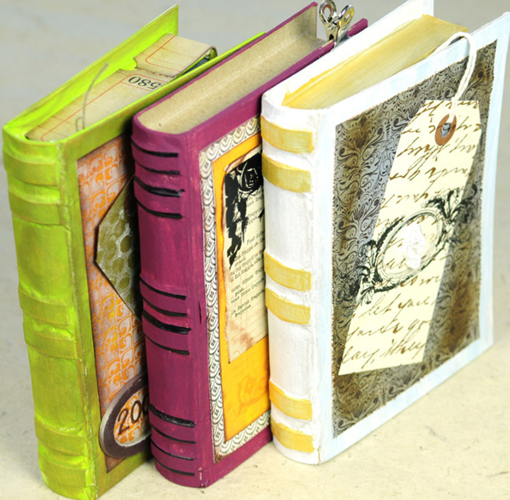 Gratitude Book Boxes Project by Sarah Meehan, Christen Olivarez and Vanessa Spencer