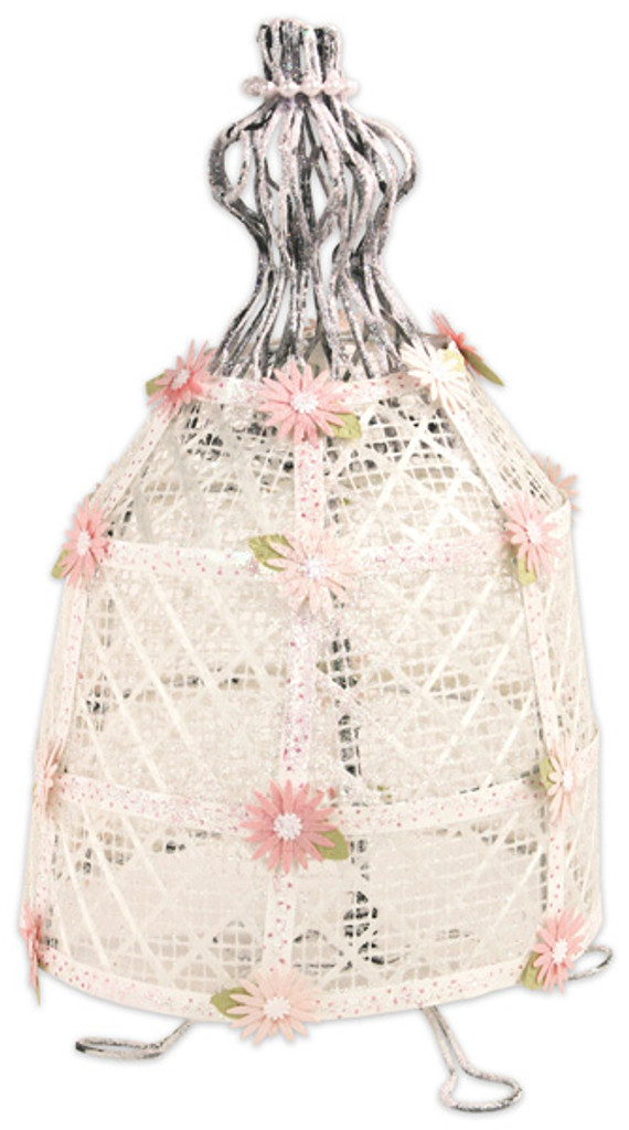 Spring Blossoms Mannequin Project by Mona Gettmann