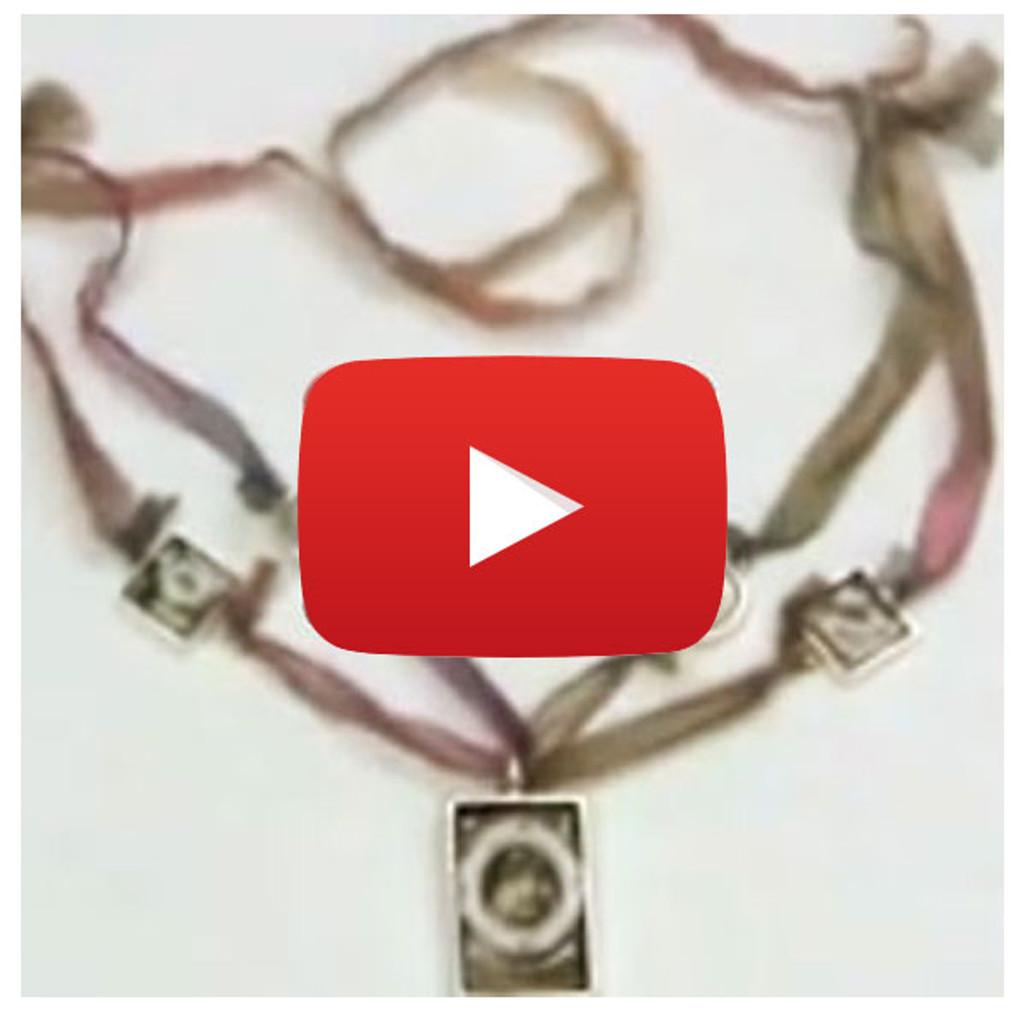 Flights of Fancy Necklace Video & Sarah Meehan
