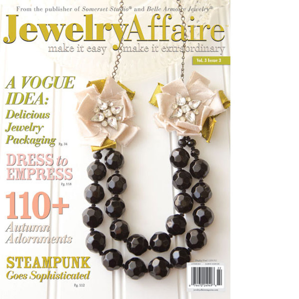 Jewelry Affaire Autumn 2012