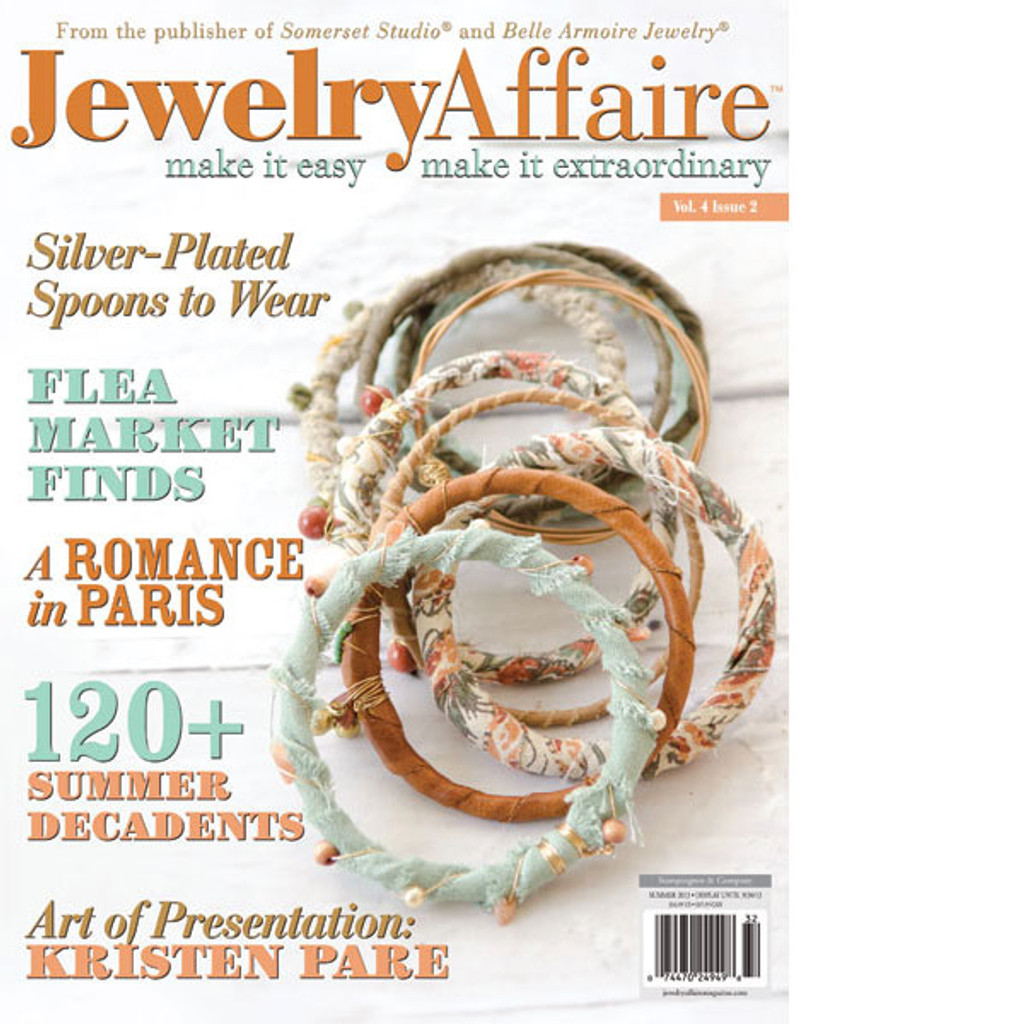 Jewelry Affaire Summer 2013