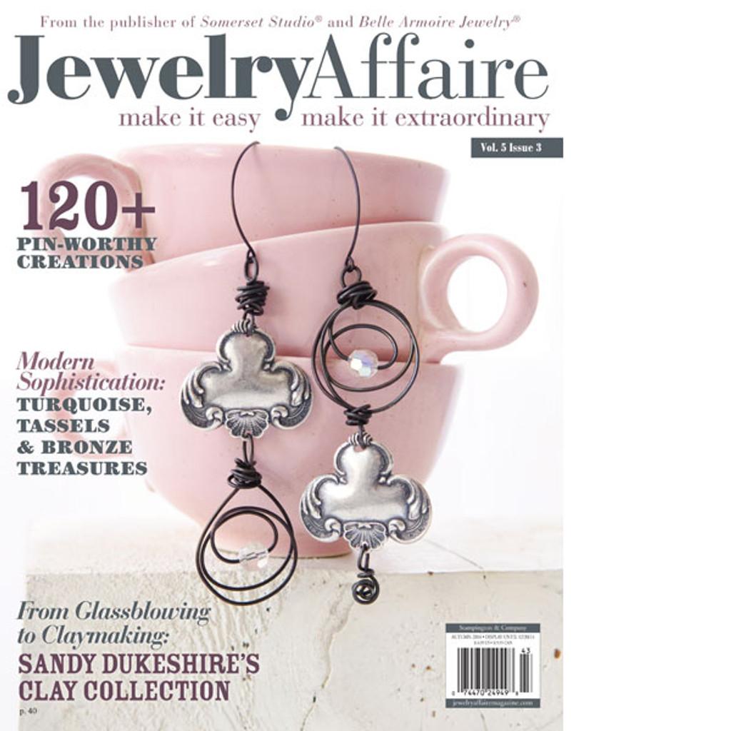 Jewelry Affaire Autumn 2014