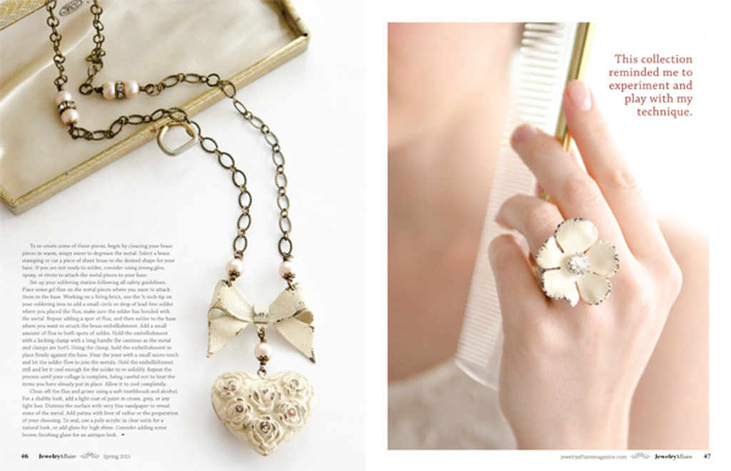 Jewelry Affaire Spring 2015