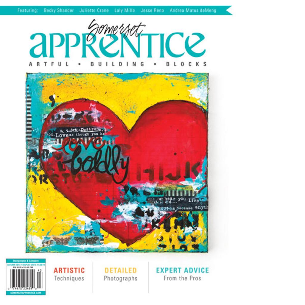 Somerset Apprentice Autumn 2014