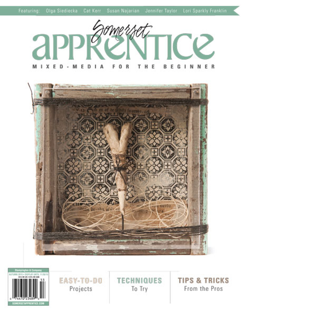 Somerset Apprentice Autumn 2015