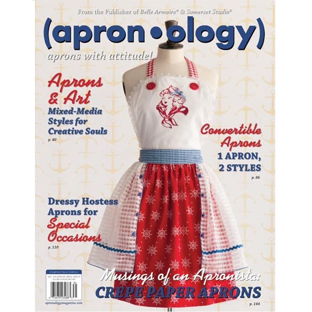 Apronology 2014 Volume 6