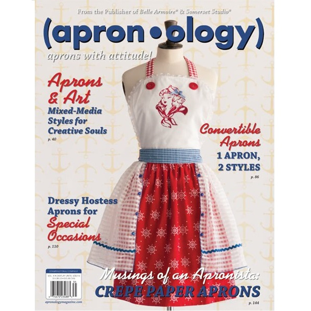 Apronology 2014 Volume 6