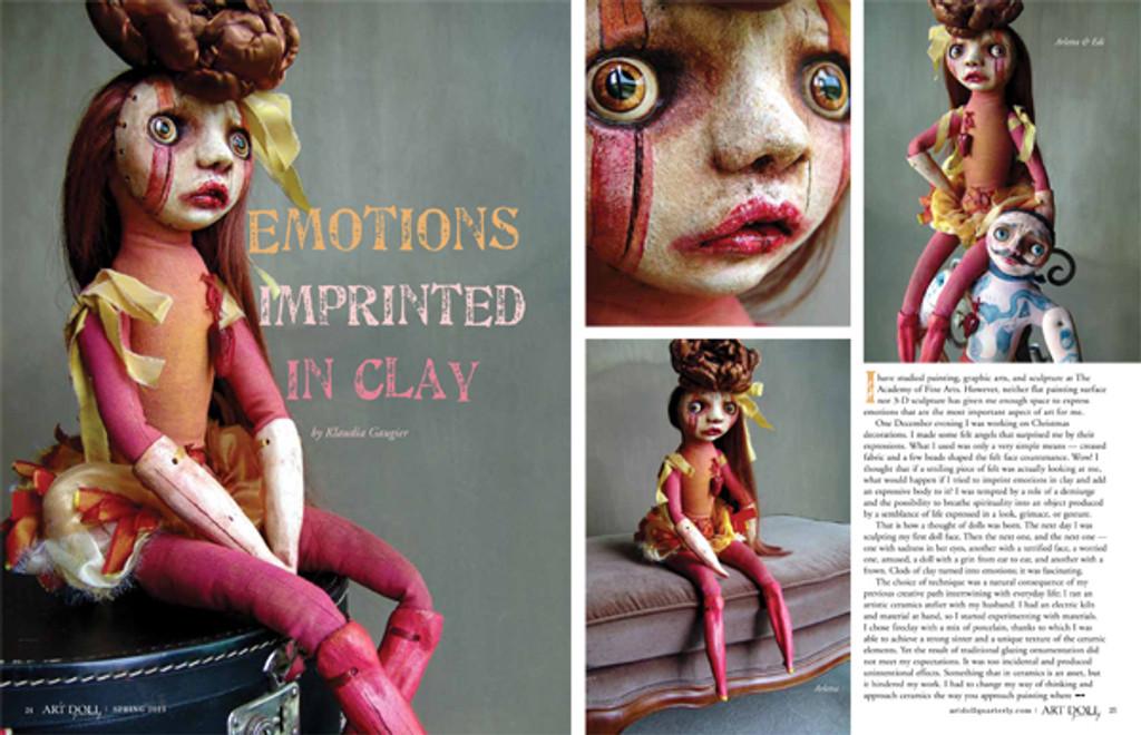Art Doll Quarterly Spring 2013