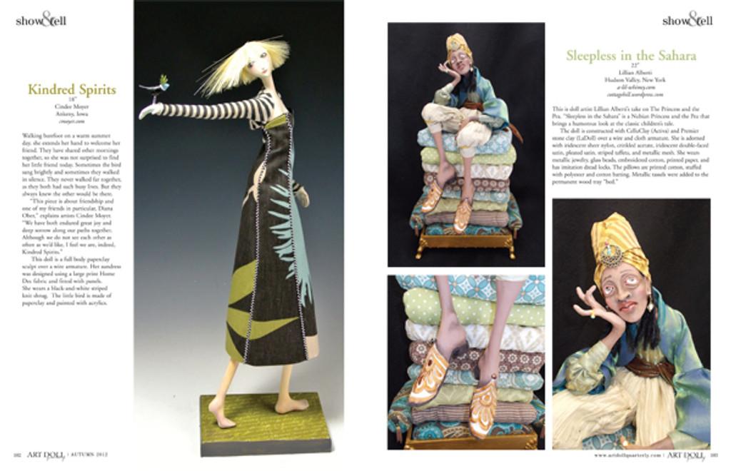 Art Doll Quarterly Summer 2013