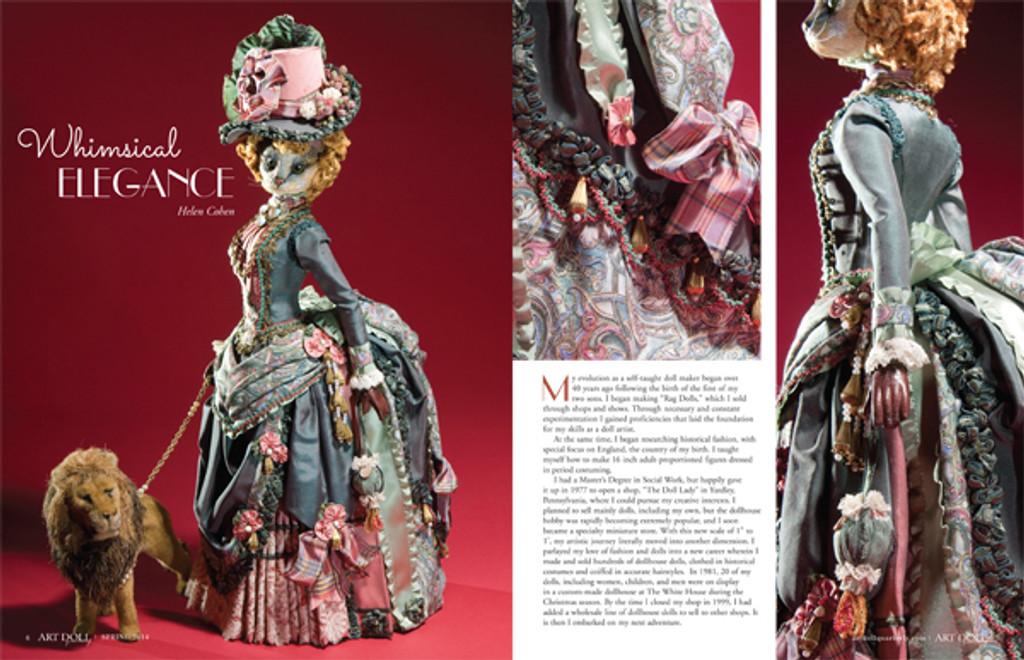 Art Doll Quarterly Spring 2014