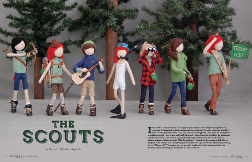 Art Doll Quarterly Summer 2015