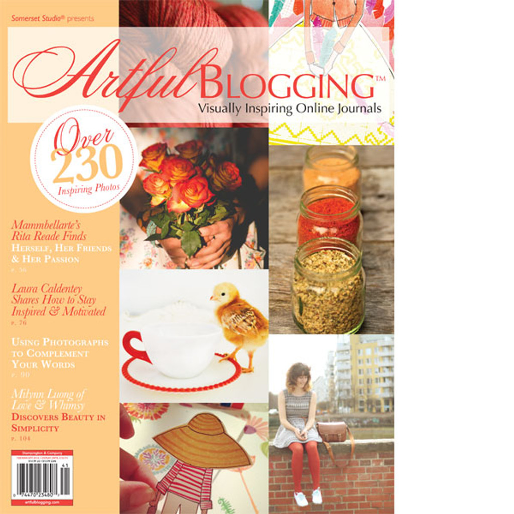 Artful Blogging Spring 2014