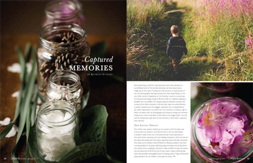 Artful Blogging Spring 2014