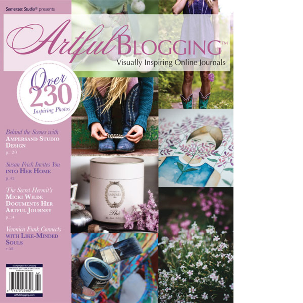 Artful Blogging Summer 2014