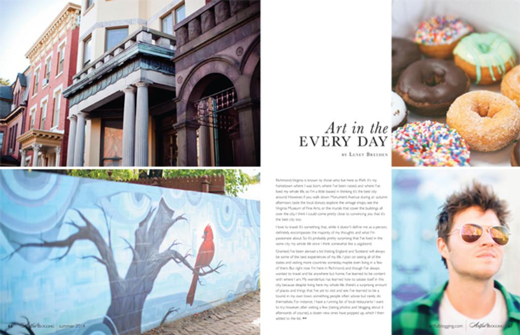 Artful Blogging Summer 2014