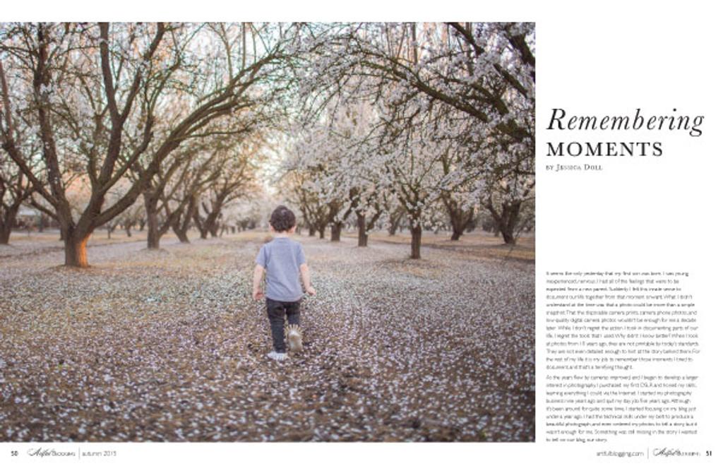 Artful Blogging Autumn 2015