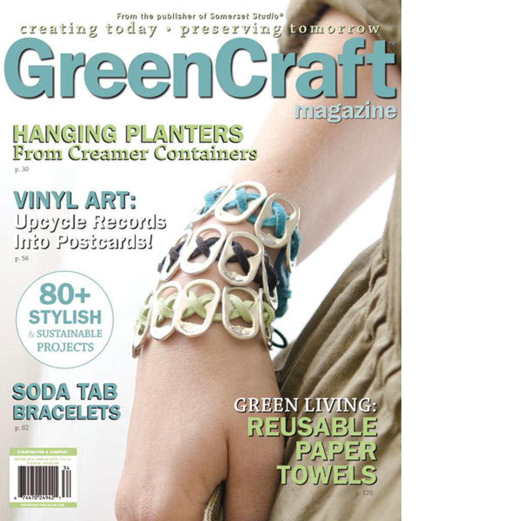 GreenCraft Magazine Winter 2014