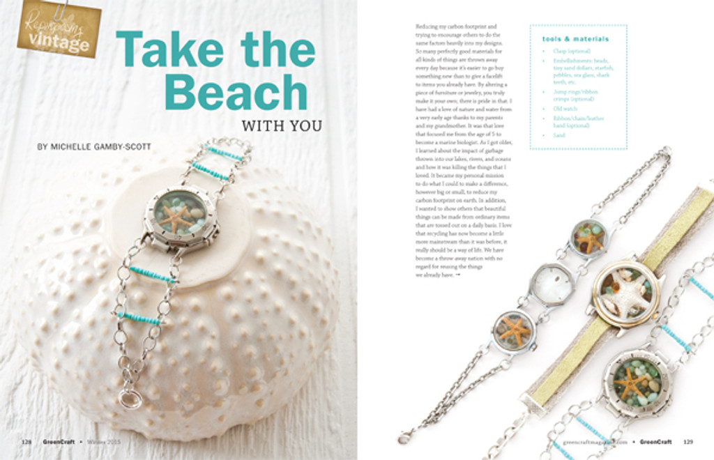 GreenCraft Magazine Winter 2015